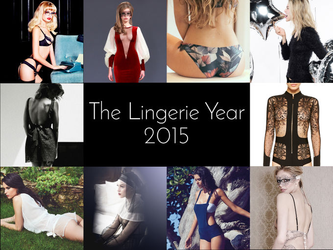 The 2015 Lingerie Year