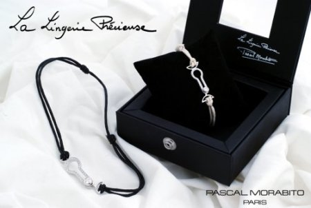 Jewel Lingerie Pascal Morabito