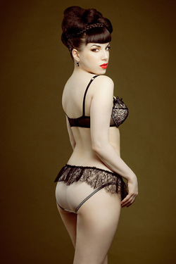Mademoiselle Fred french lingerie