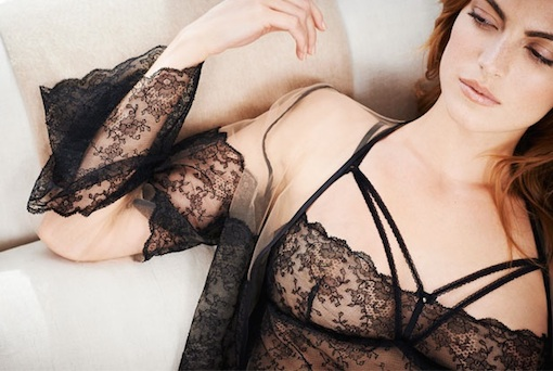 Myla Lingerie Winter 2014