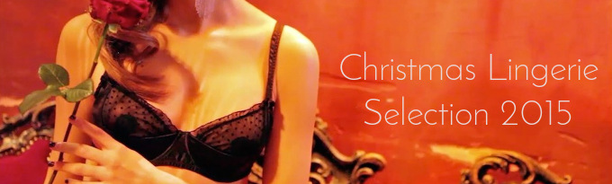Selection Lingerie Christmas 2015