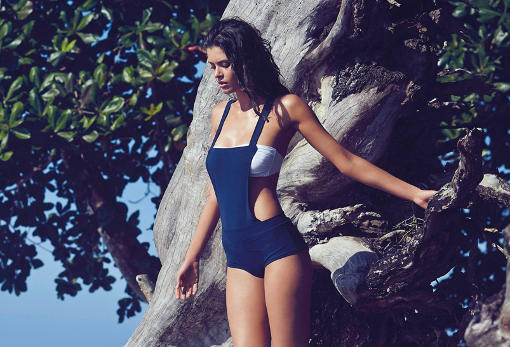 swimsuit SOLAL by Pain de Sucre