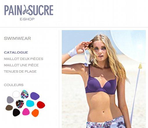 Pain de Sucre online store