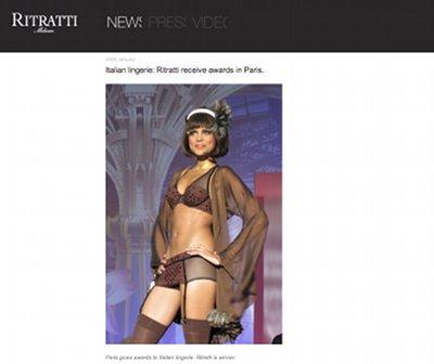 Ritratti italian underwear