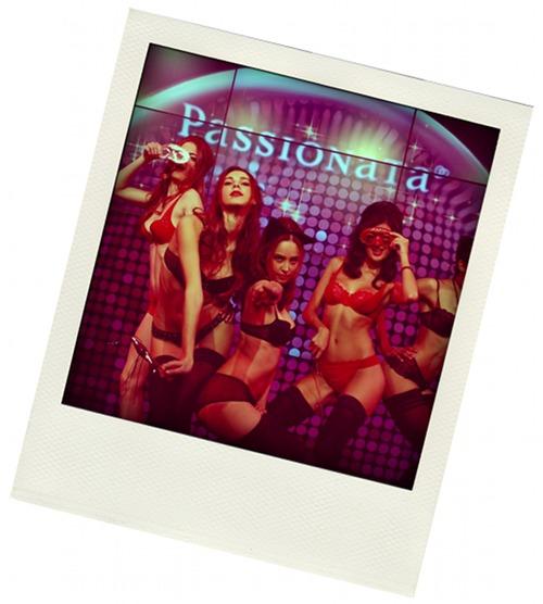 show Passionata au salon de la lingerie 2011