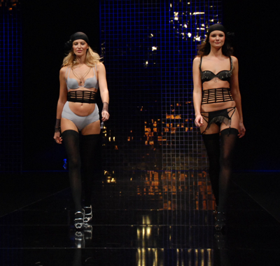 Catwalk salon de la lingerie 2012