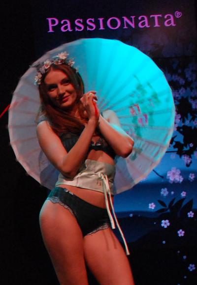 Passionata salon de la lingerie 2012