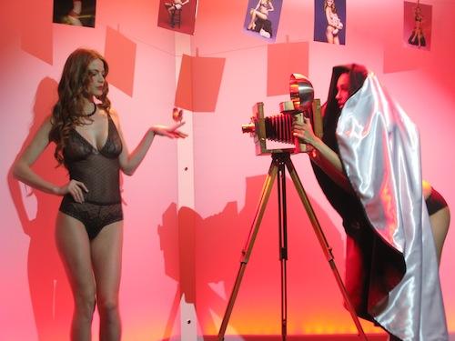 Passionata salon de la lingerie