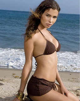 bikini sexy melissa odabash