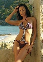 crescentini bikini sexy