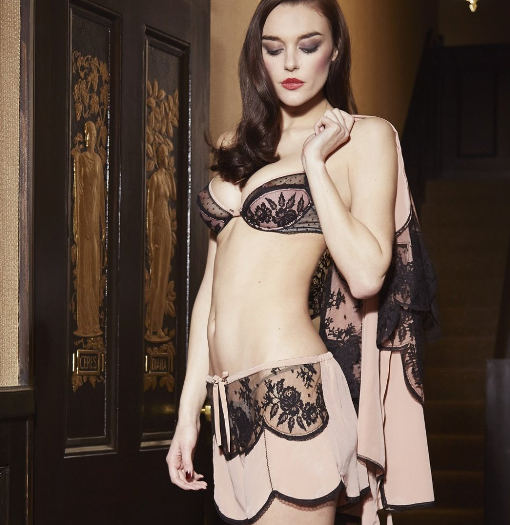 Shell Belle Lingerie Winter 2014