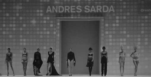 Andres Sarda on the Salon de la Lingerie 2014