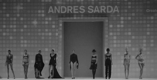 Andres Sarda on the Salon de la Lingerie 2014