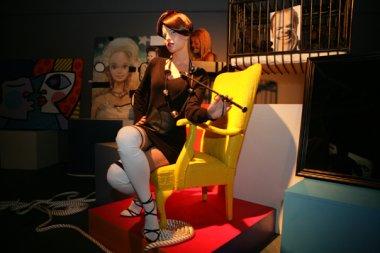 Undressed Exhibition