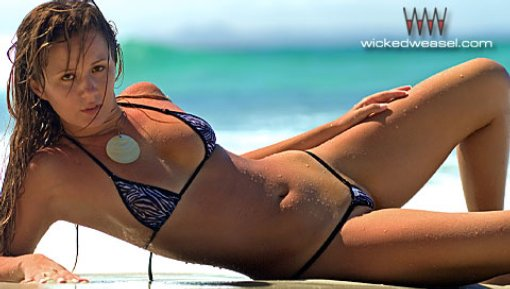 Searching for the smallest bikini's of the world? Have a look at: