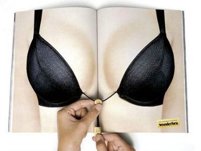 Wonderbra Push Up