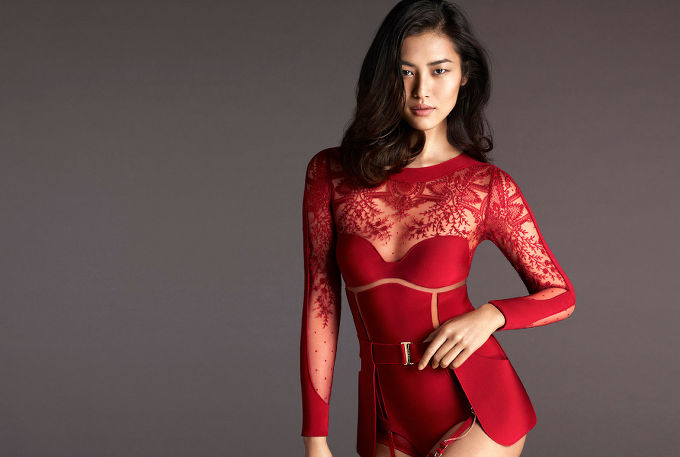 Valentine's Day : La Perla Lingerie Selection