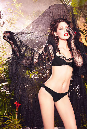 Chantal Thomass Spring Summer 2016 Lingerie Collection
