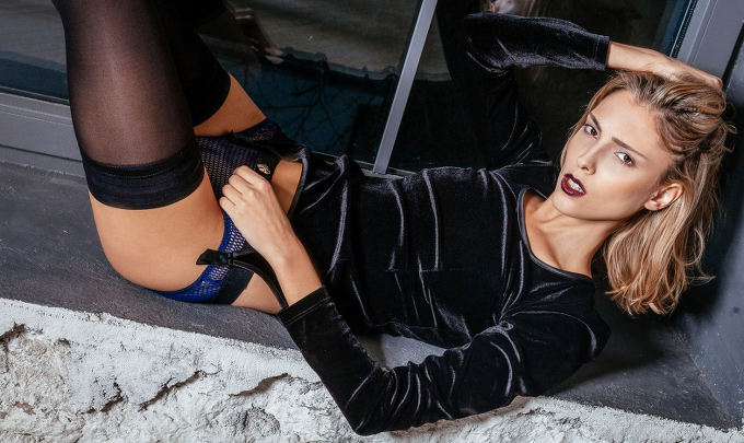 Valentine's Day lingerie on sale : Kriss Soonik