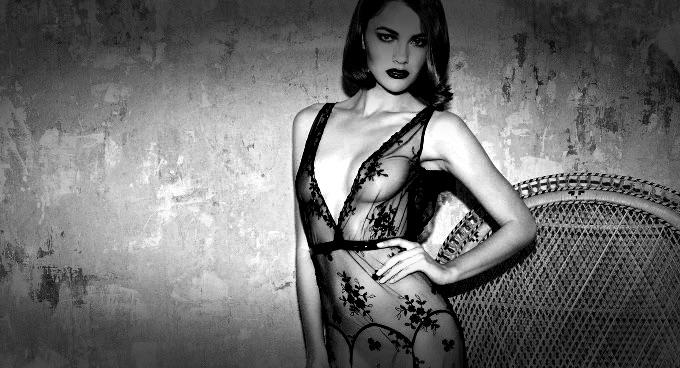 Valentine's Day lingerie : Loveday London